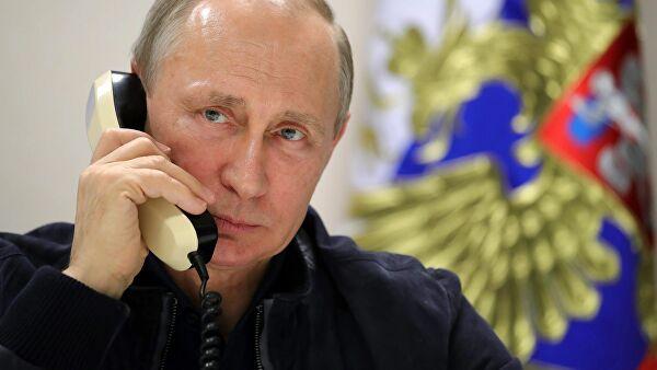 Путин разговарао са Зеленским