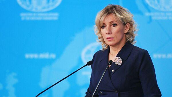 Захарова: Немогуће је не приметити како je тема допинга фокусирана искључиво на Русију