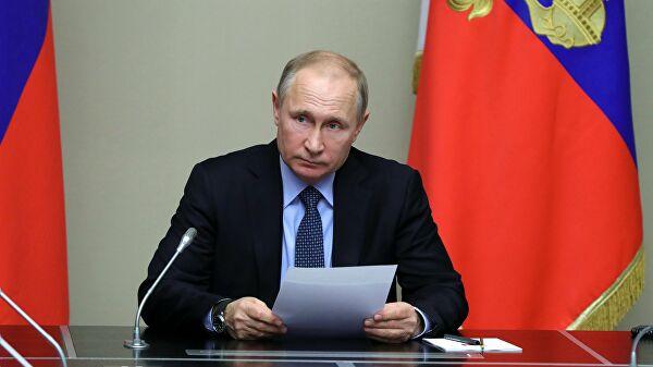 Путин потписао закон о додатном регулисању деловања страних медијских агената