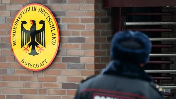 Русија протерује двојицу немачких дипломата
