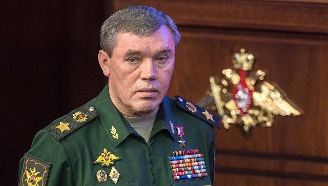 Герасимов: Политички, економски и информациони притисак без преседана се врши на државе које покушавају да воде независну политику