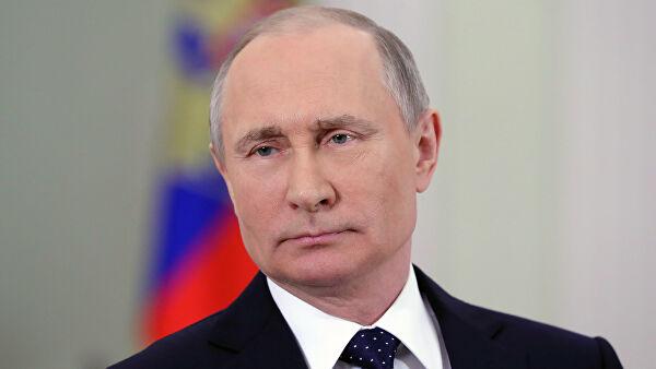 Новогодишња честитка председника Путина