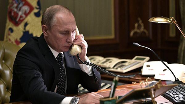 Путин и Макрон разговарали о убиству иранског генерала