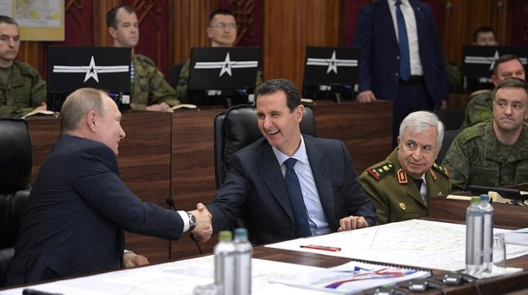 Путин: Снаге за специјалне операције у Сирији успешно решавају задатке