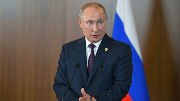 Путин: Велики војни сукоб на Блиском истоку био би катастрофа за цео свет