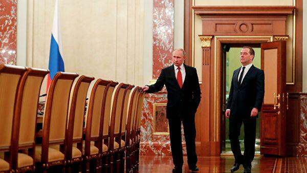 Џабаров: Путин у суштини Медведеву понудио место потпредседника Русије