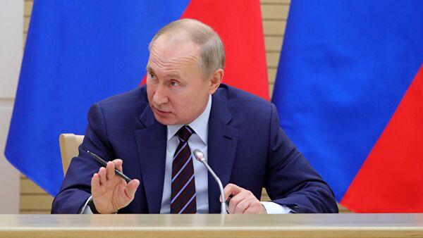 Путин: Уставне измене неопходне