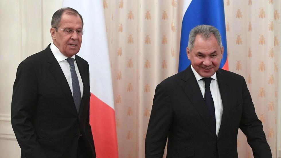 РТ: Министри одбране, спољних послова и финансија задржавају своје позиције у новој руској влади