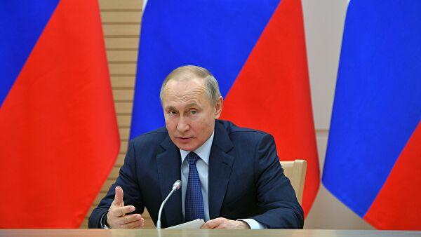 Путин: Све док сам ја председник, нећемо имати `родитеља број један` и `број два` - биће мама и тата