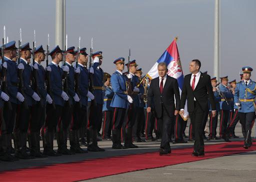 Шојгу стигао у посету Београду