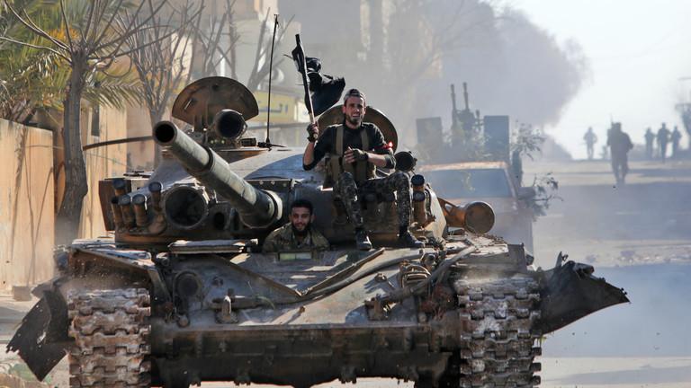 РТ: Турски војници били са терористичким групама када их је напала сиријска војска - Москва