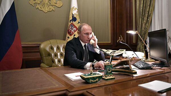 Путин: Борба против међународног тероризма у Сирији приоритет
