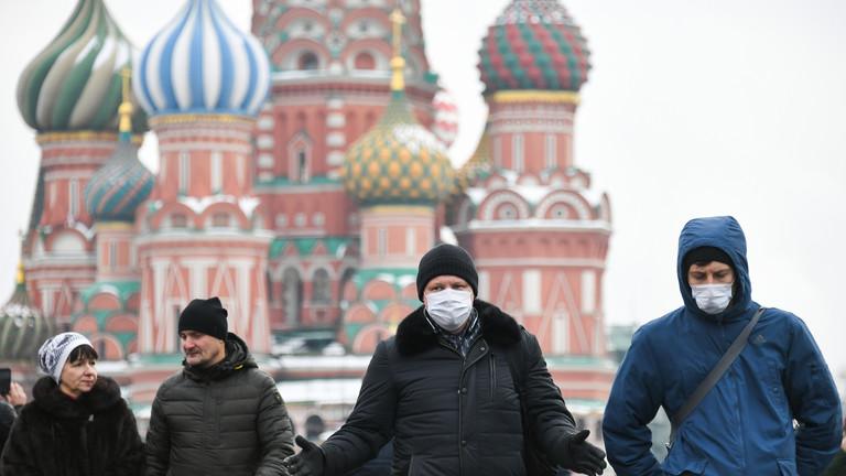 """РТ: Москва прогласила """"високу приправност"""" због претње коронавирусом"""