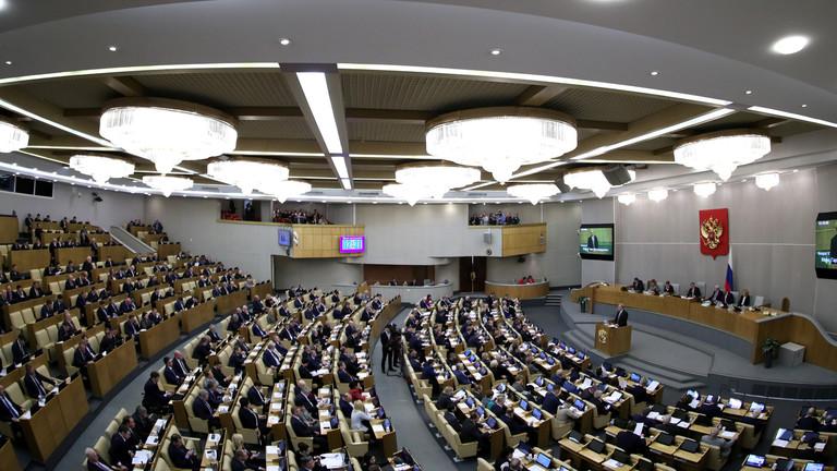 РТ: Руски парламент одложио рад након предлога да се Путину омогући да се поново кандидује на председничким изборима 2024. године