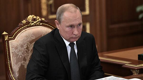 Putin naložio formiranje radne grupe za borbu protiv širenja epidemije