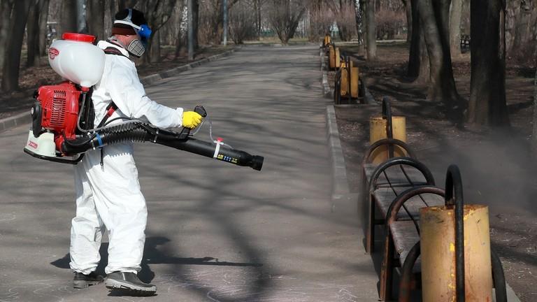 """РТ: """"Не треба да напуштате свој дом"""": Градоначелник Москве саопштио о стриктним мерама"""