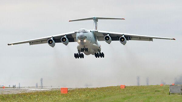 По наредби Путина ствара се ваздухопловна група за брзо пружање помоћи Србији