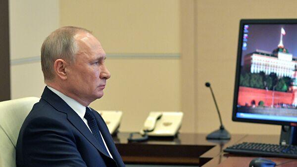 Путин: Драги пријатељи, све пролази, проћи ће и ово, Русија је увек излазила на крај, победићемо и коронавирус