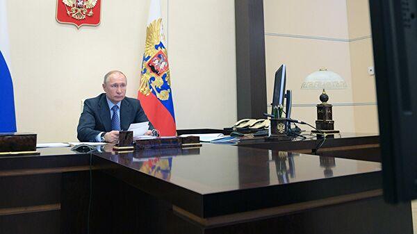Путин позвао на додатне мере у борби против коронавируса
