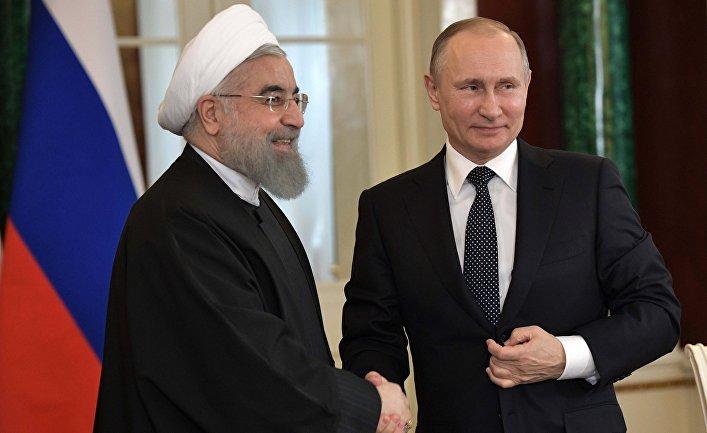 Путин и Рохани разговарали о ситуацији у Сирији и коронавирусу