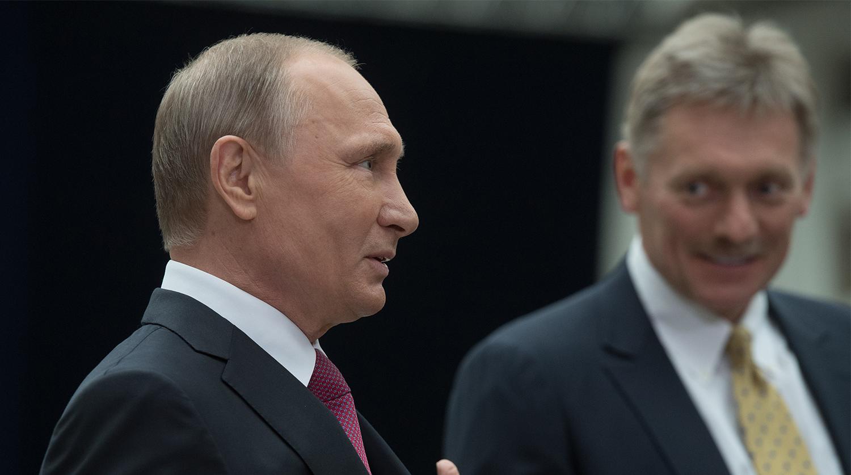 Песков: Током своје политичке каријере Путин се никада није плашио губитка популарности