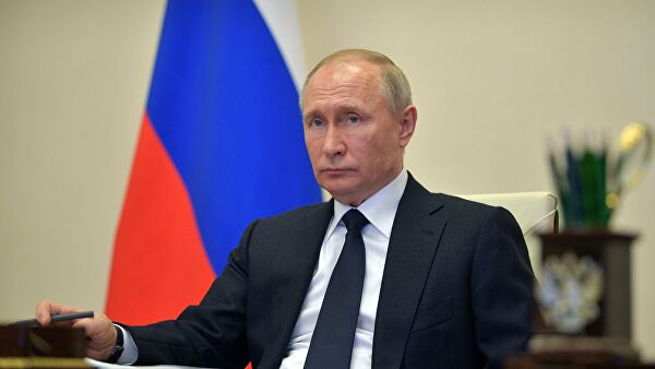 Путин упоредио Русију и Спарту у вези ситуације са коронавирусом