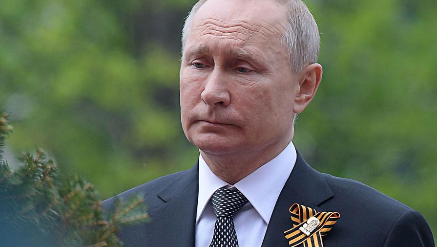 Председник Путин ће се обратити грађанима 9. маја