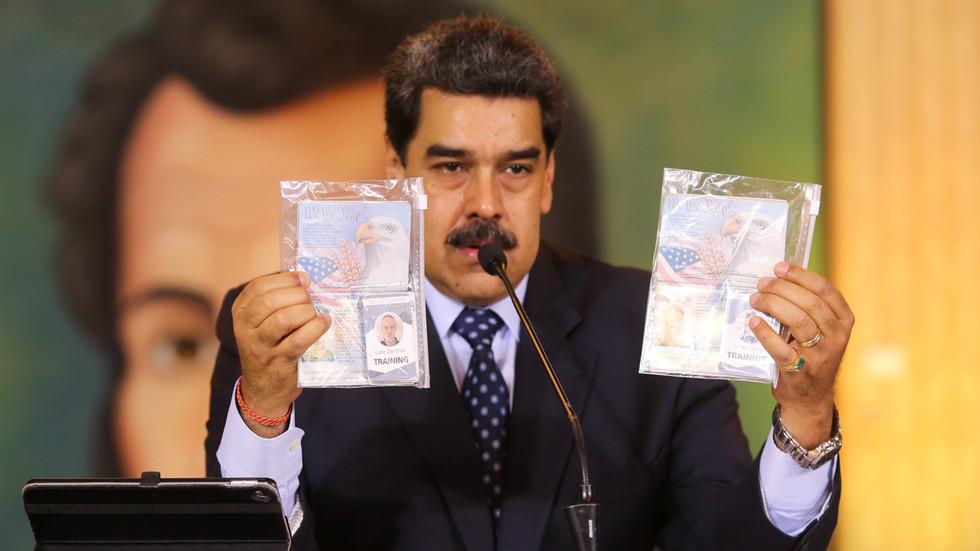 """РТ: Москва назвала """"неувељављаним"""" тврдње САД-а да немају никакве везе са упадом у Венецуелу"""