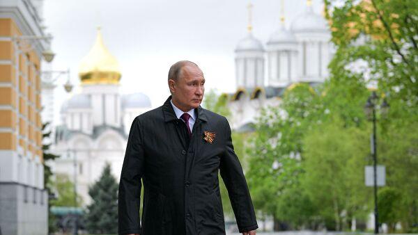 Путин: Лекције Великог отаџинског рата и цела историја земље нас уче да руска војска мора увек бити јака