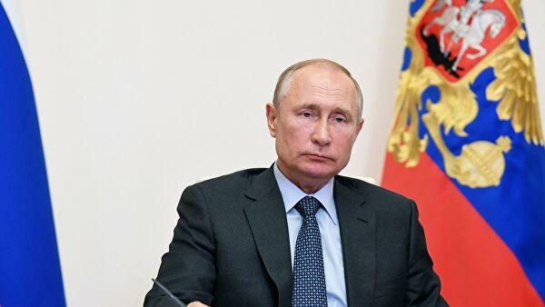 Путин доделио Орден части Захаровој и Небензји