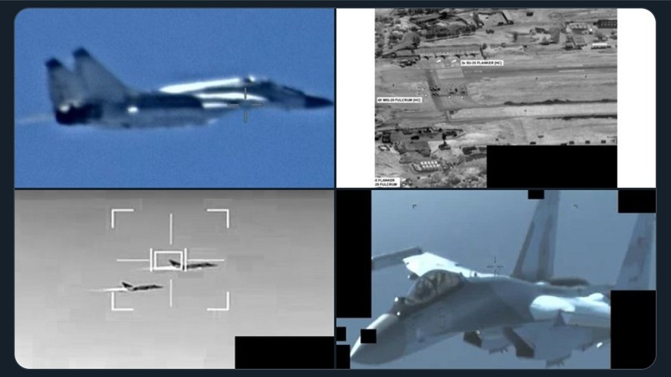 """РТ: Москва одбацила тврдњу америчког генерала о """"руским авионима у Либији"""""""