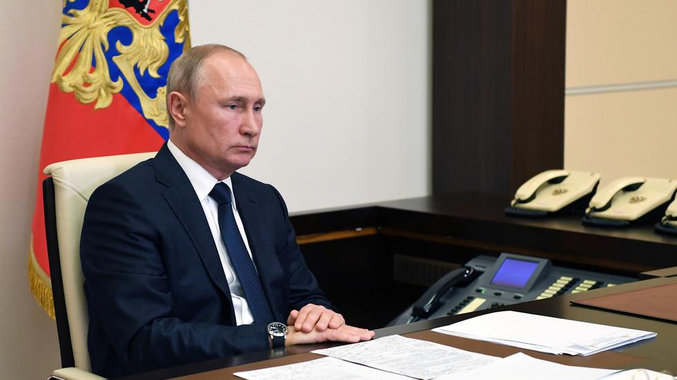 РТ: Референдум о променама Устава 1. јула - Путин