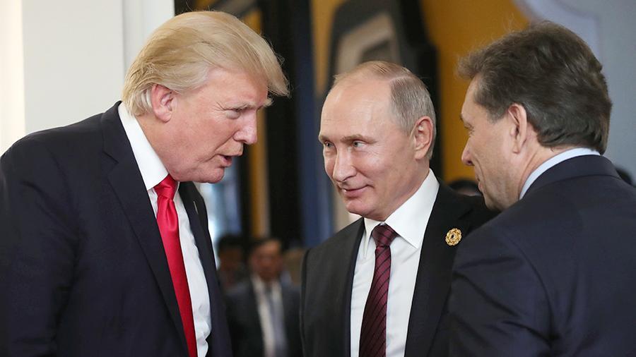 Путин и Трамп разговарали о интензивирању дијалога у области стратешке стабилности и мера за изградњу поверења у војној сфери