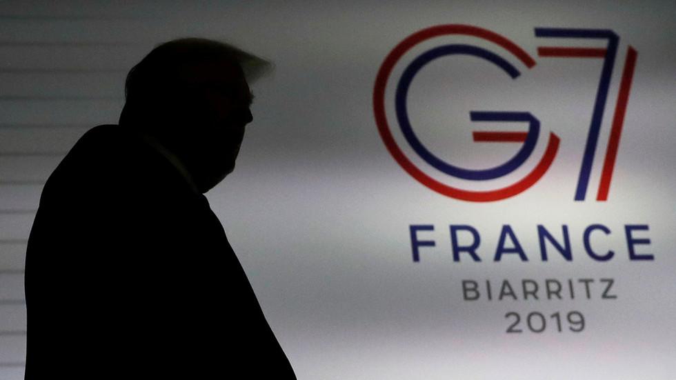 РТ: Москва се слаже с Трампом да је Г7 заиста застарео, али да ће без Кине тако и остати