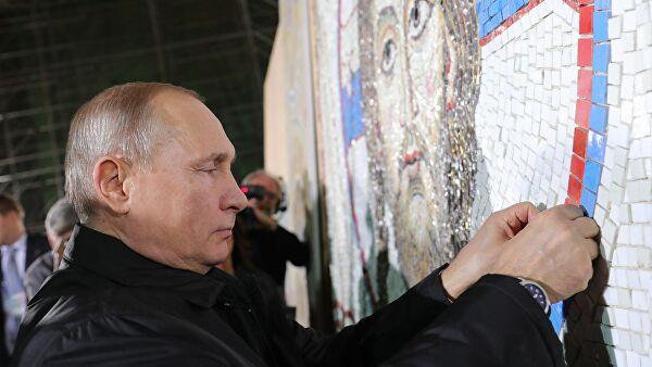 Србија почела са припремама за посету председника Путина