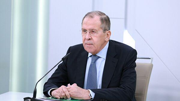 Лавров: Москва и Брисел се слажу да Мински споразуми немају алтернативу за решавање ситуације у Донбасу