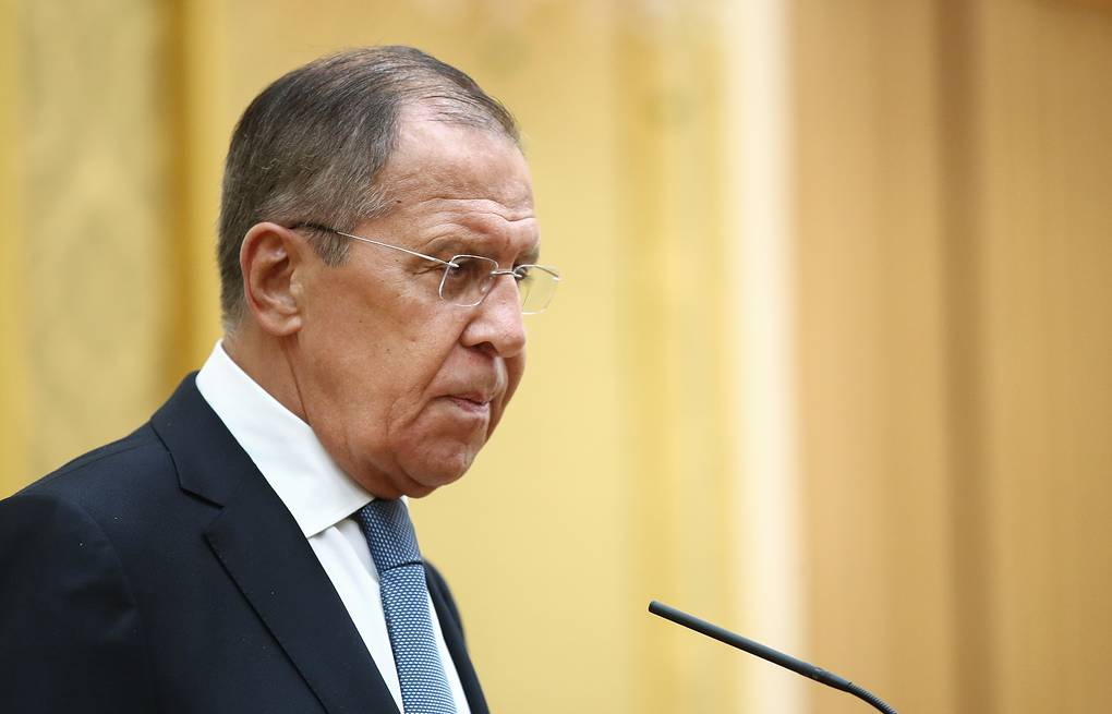 Лавров: Присуство НАТО-а у непосредној близини наших граница провокативног карактера