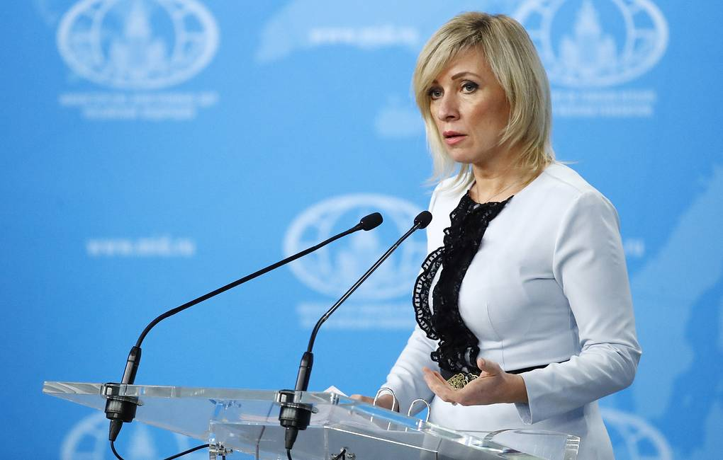 Zaharova: SAD pogoršavaju sukob u Donbasu isporukama oružja Kijevu
