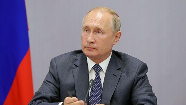 Putin: Prvo sačuvati život i zdravlje ljudi, a zatim ćemo rešiti druge probleme