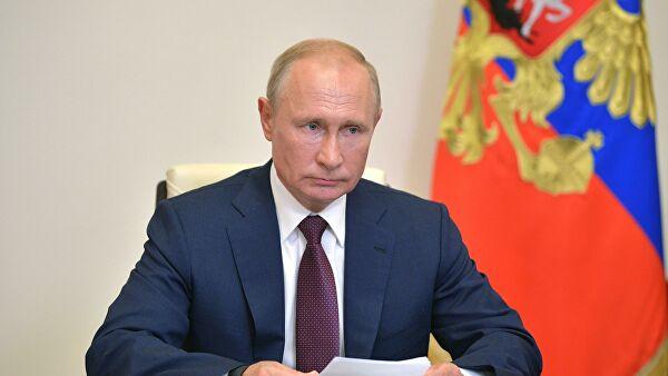 Путин: Народ је главни гарант стабилности у земљи