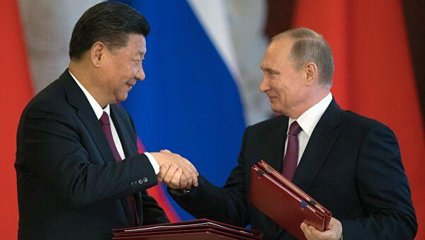Putin i Đinping za aktivno jačanje bilateralne saradnje dveju zemalja