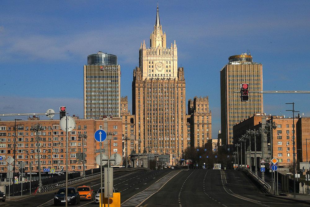 """Моксва: Саопштења о """"руском трагу"""" у нередима у Београду дају се како би се бацила сенка на партнерство двеју земаља"""