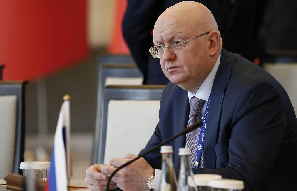Небензја: О питању вета се не разговара, не може се преговарати, то је оно што одржава СБ УН