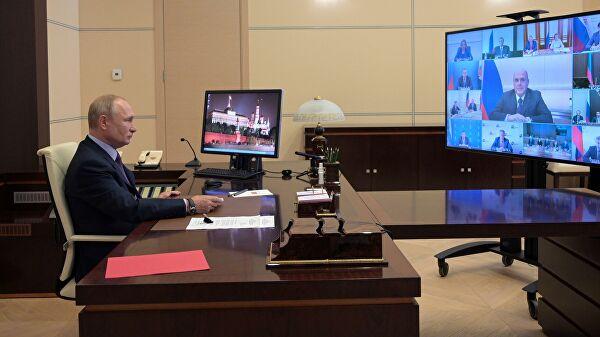 Putin: Rusija spremna da postane jedan od lidera u digitalizaciji u tehnološkom razvoju