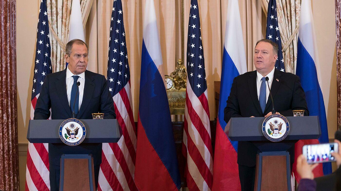 Лавров и Помпео размотрили ток припрема за сусрет пет сталних чланица СБ УН-а на предлог Русије