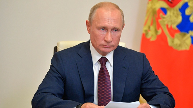 Путин и чланови Савета безбедности изразили спремност Москве за посредовање између Јерменије и Азербејџана
