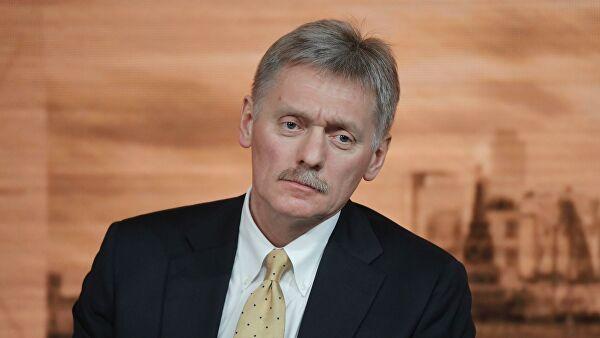 """Peskov: Ne reagujemo na tvrdnje neimenovanih činovnika u SAD-u, tim pre u režiji """"Njujork Tajmsa"""""""