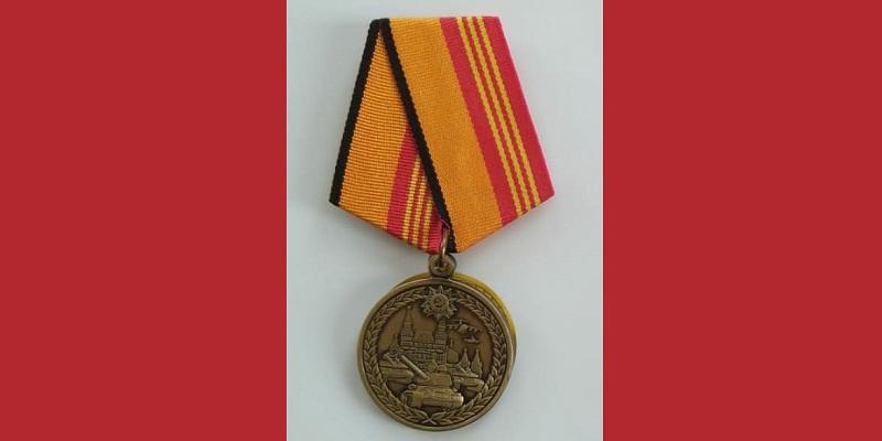 Šojgu dodelio Vulinu Medalju Ministarstva odbrane Ruske Federacije za lični doprinos u organizaciji Vojne parade u Moskvi
