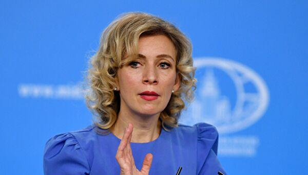 Захарова: Власти у Кијеву не желе да реше питање Донбаса
