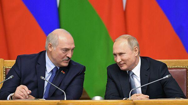 Putin čestitao Lukašenku na ponovnom izboru za predsednika Belorusije